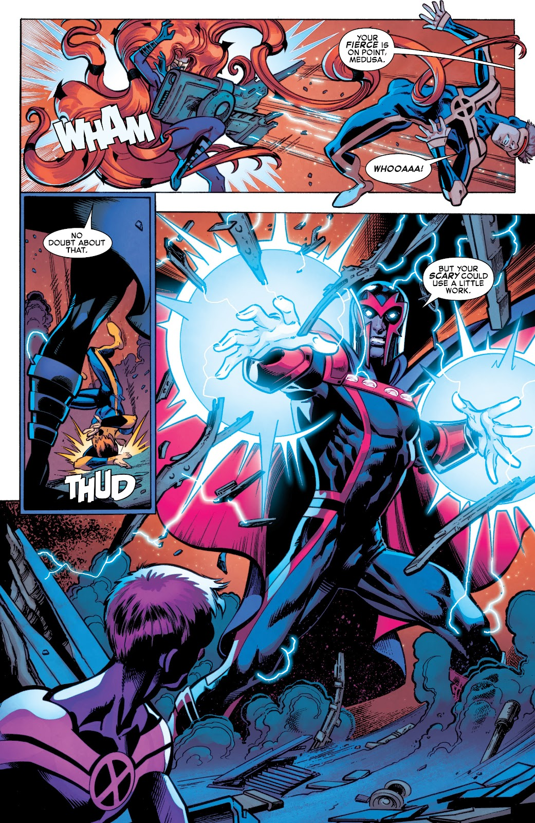 All-New X-Men (2016) Issue #18 #20 - English 9
