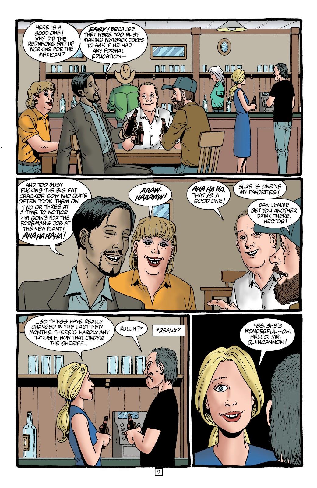 Preacher Issue #62 #71 - English 10