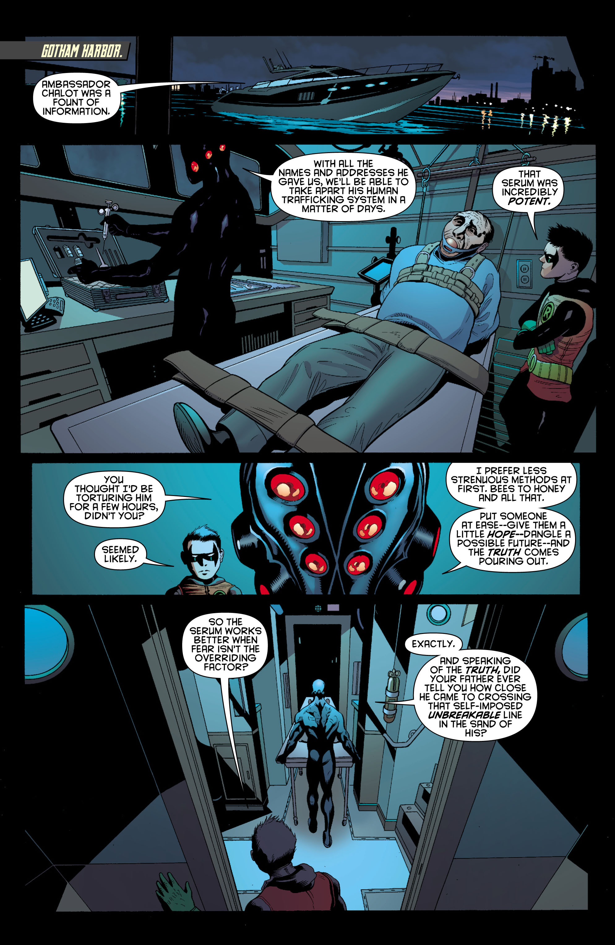 Batman and Robin (2011) chap 1 pic 126