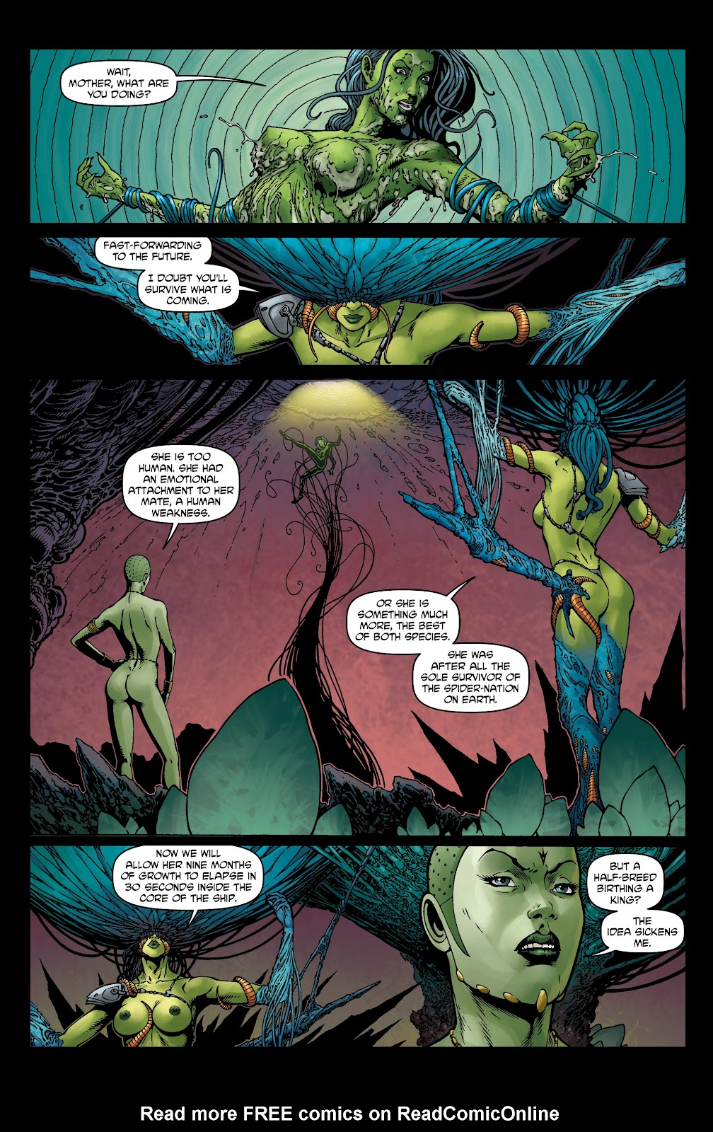 Webwitch (2015) Issue #4 #4 - English 14