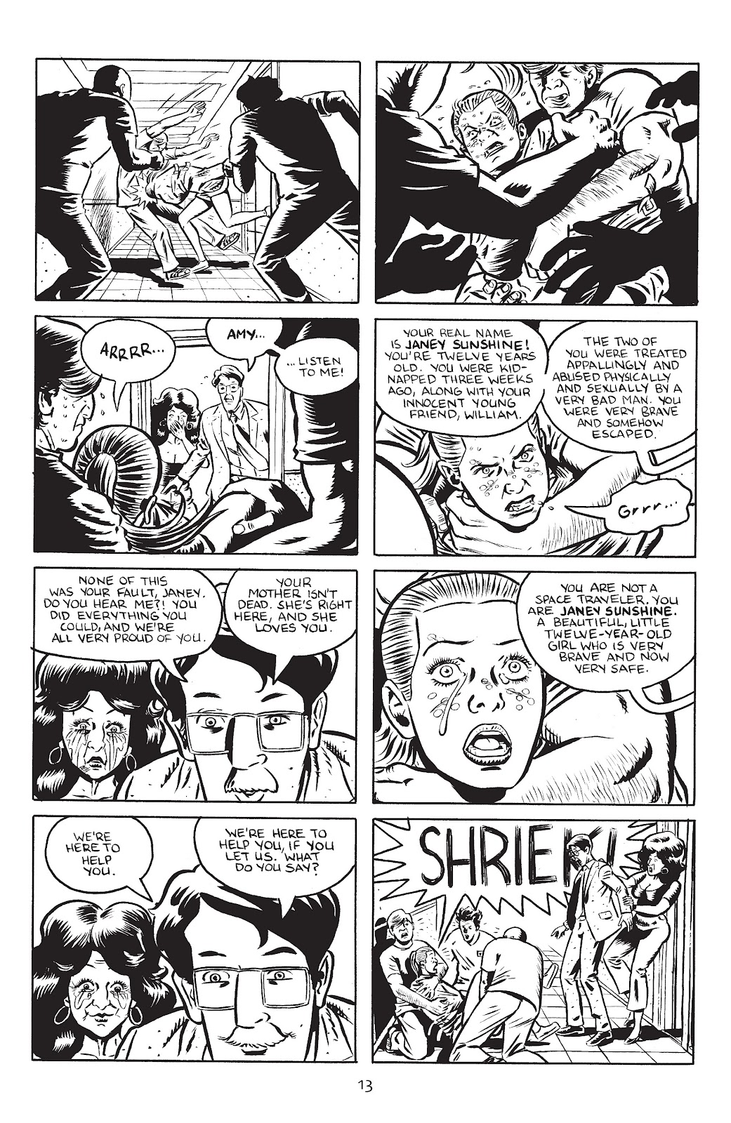 Stray Bullets Issue #26 #26 - English 15