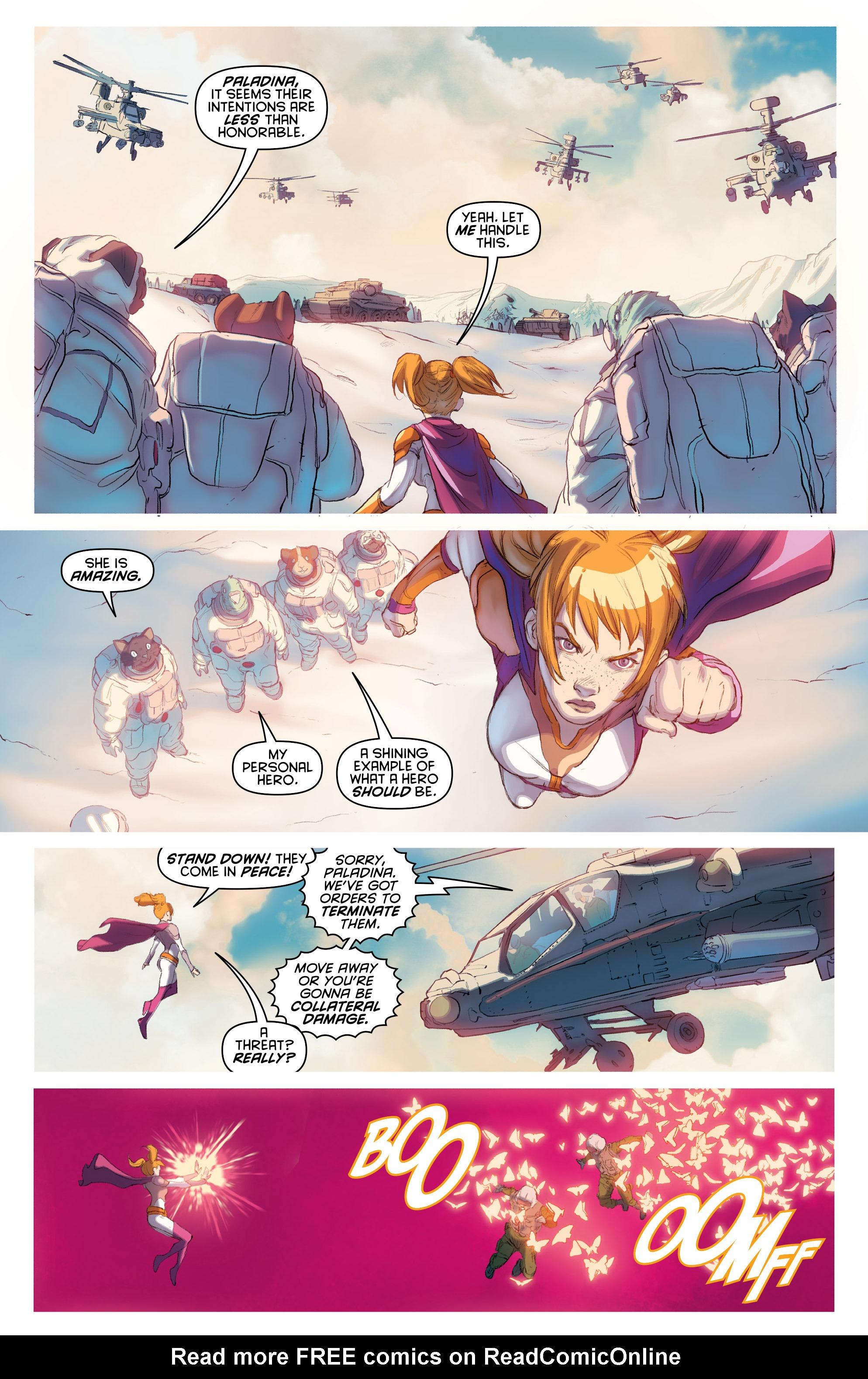 SuperZero #1 #6 - English 11