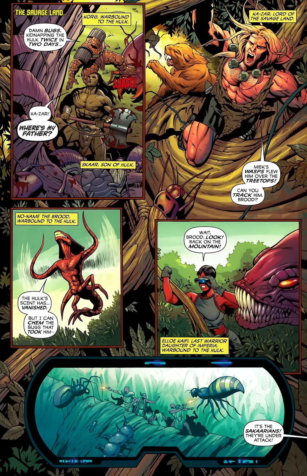 Incredible Hulks (2010) Issue #625 #15 - English 3
