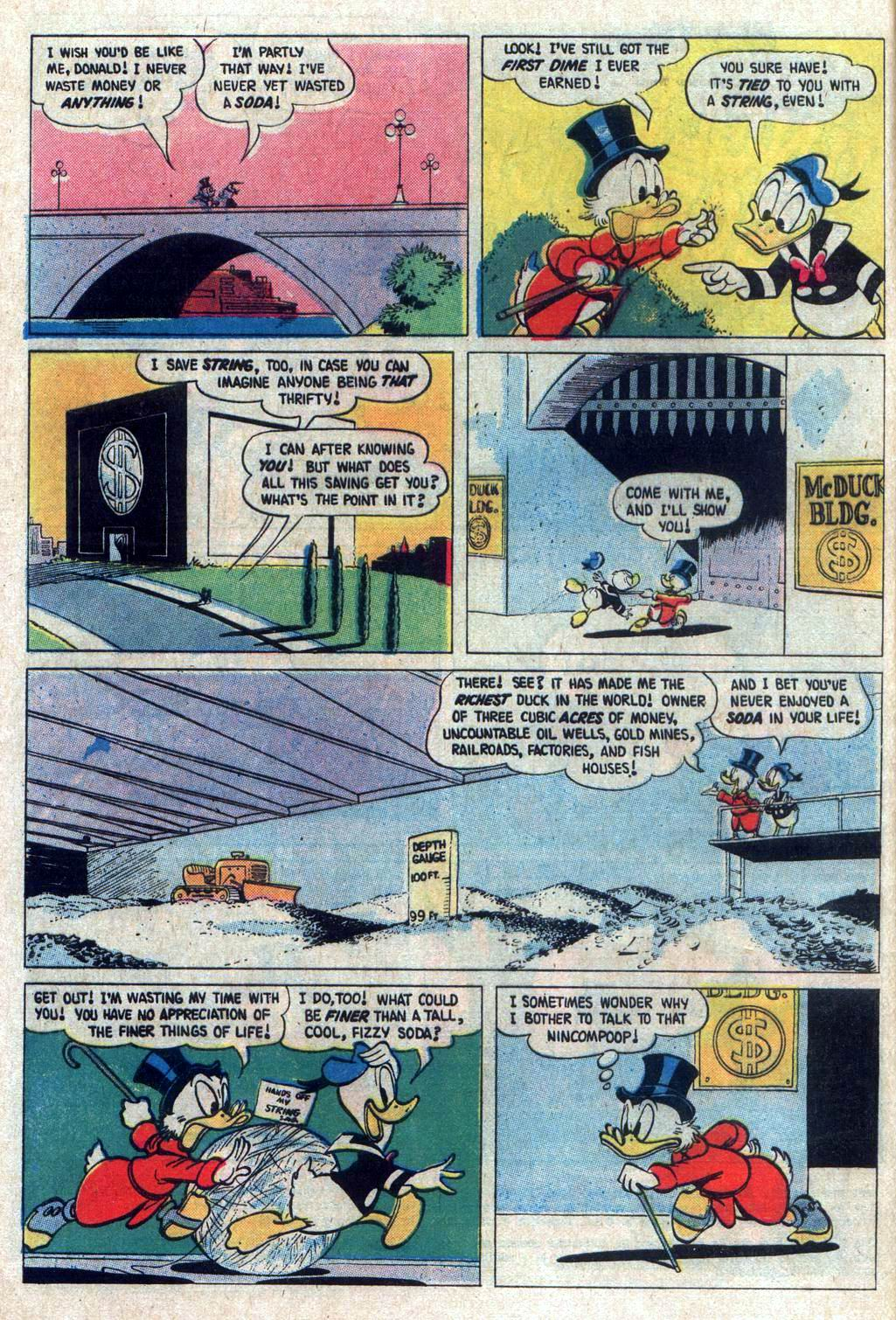 Uncle Scrooge (1953) Issue #160 #160 - English 4