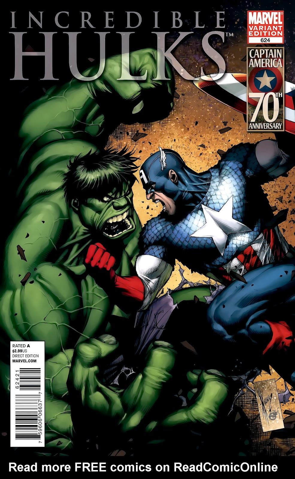 Incredible Hulks (2010) Issue #624 #14 - English 2