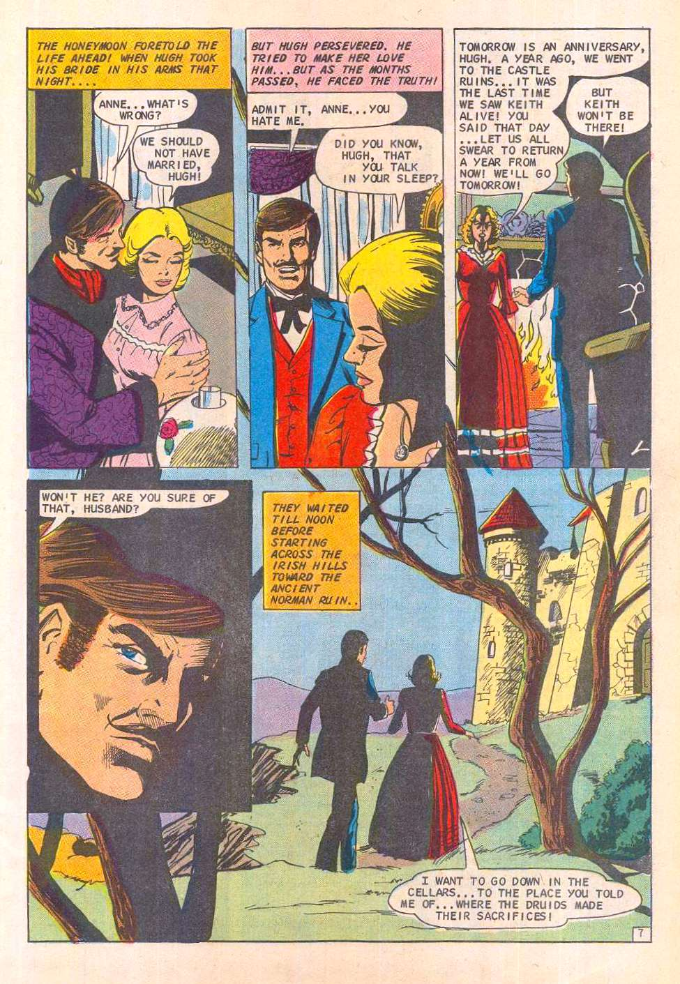 Read online Scary Tales comic -  Issue #42 - 31