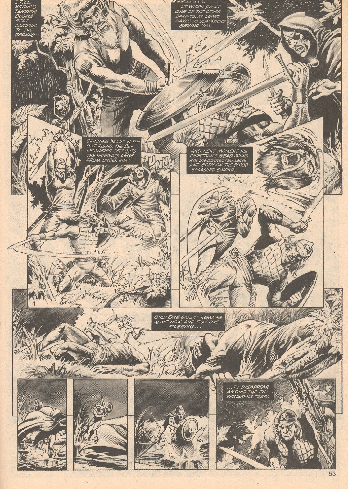 The Savage Sword Of Conan Issue #68 #69 - English 53