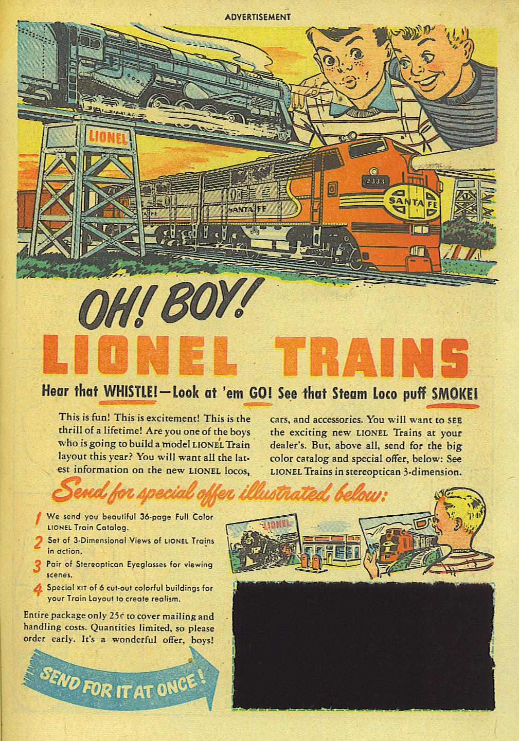 Read online Adventure Comics (1938) comic -  Issue #135 - 33