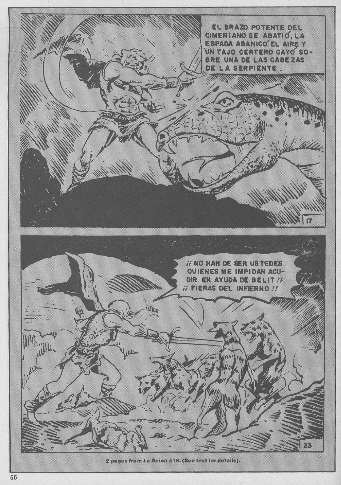 The Savage Sword Of Conan Issue #44 #45 - English 56