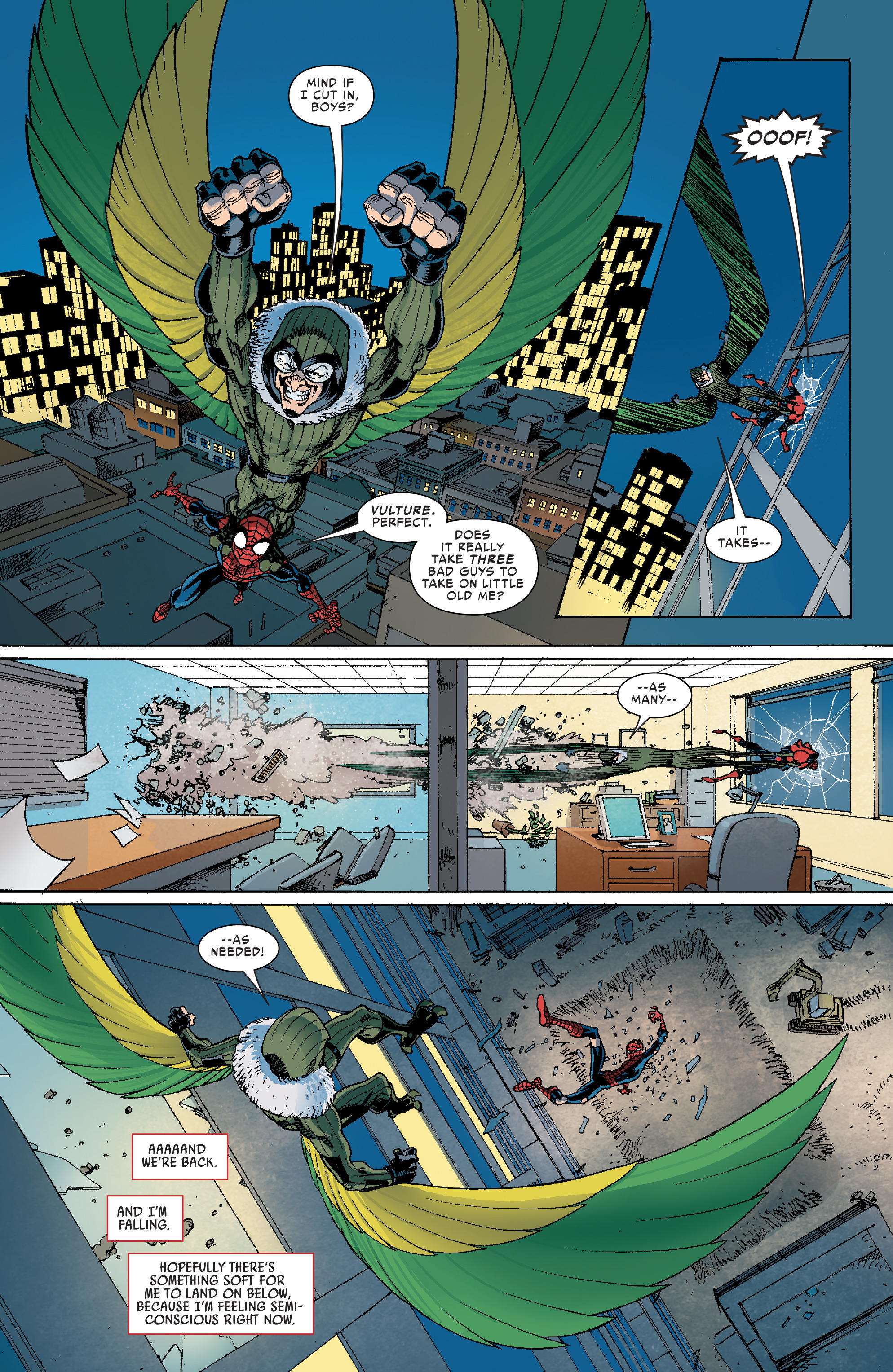Spidey (2016) chap 12 pic 12