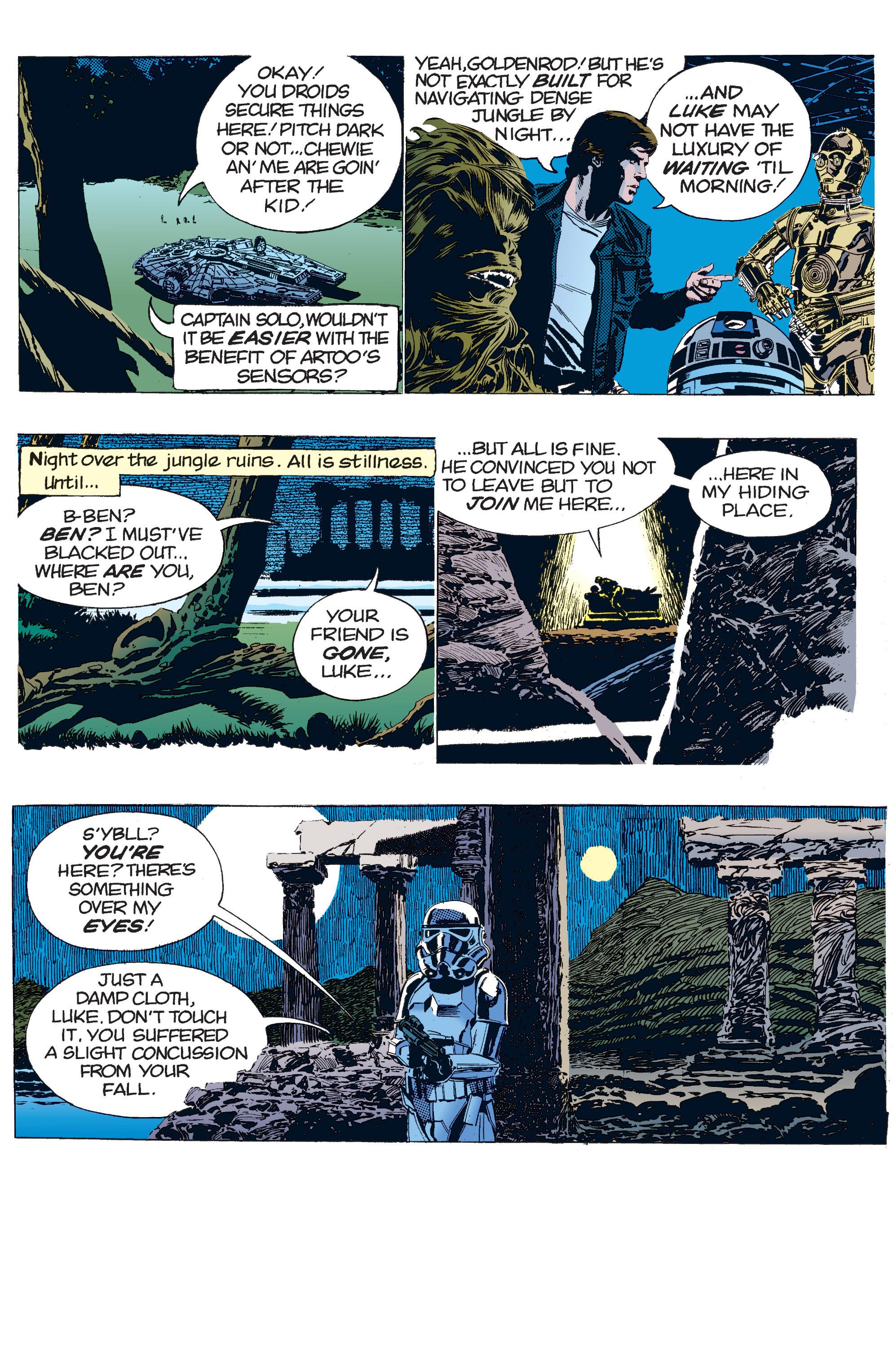 Classic Star Wars #18 #18 - English 9