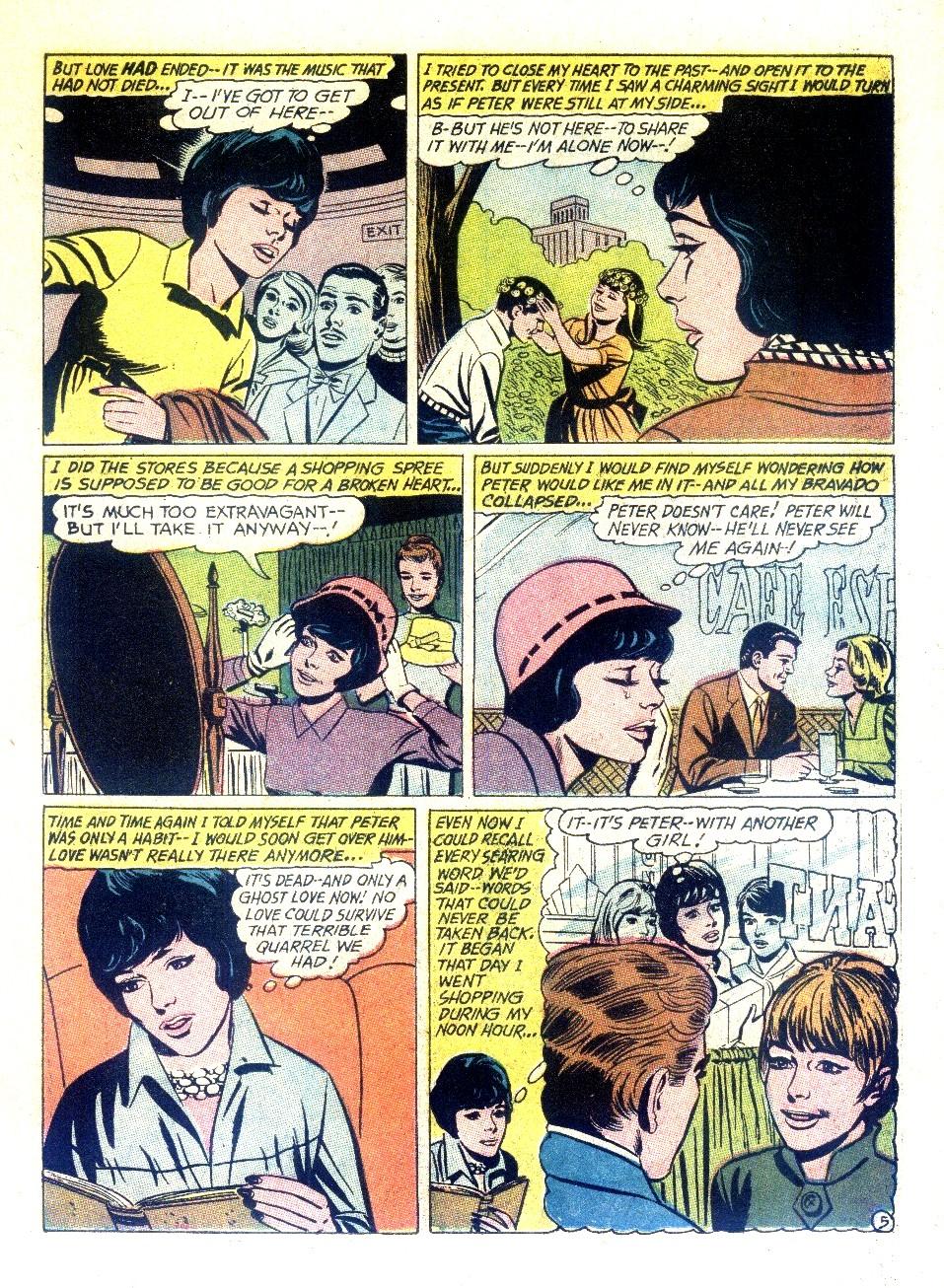 Read online Secret Hearts comic -  Issue #126 - 15