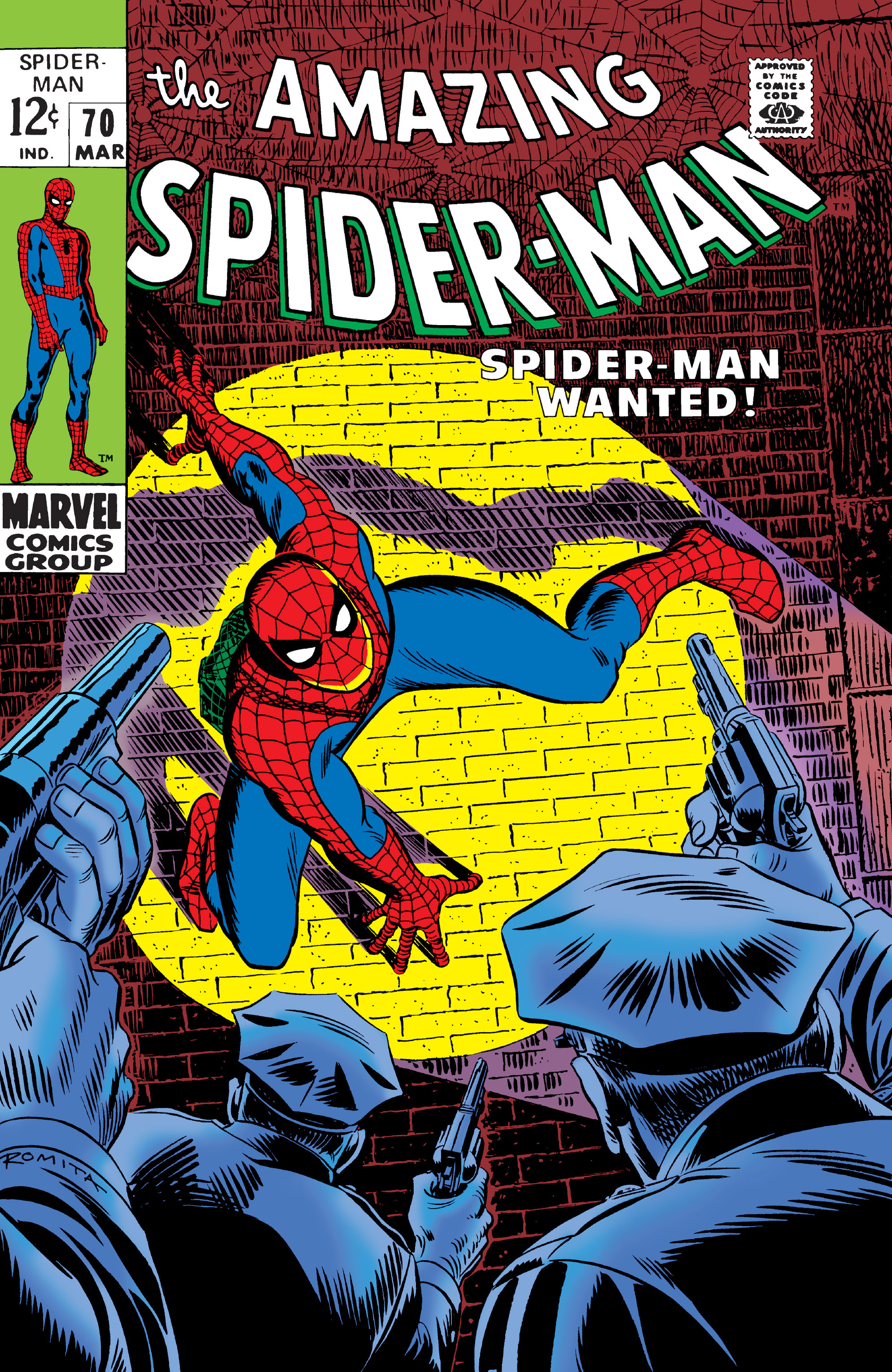 The Amazing Spider-Man (1963) 70 Page 1
