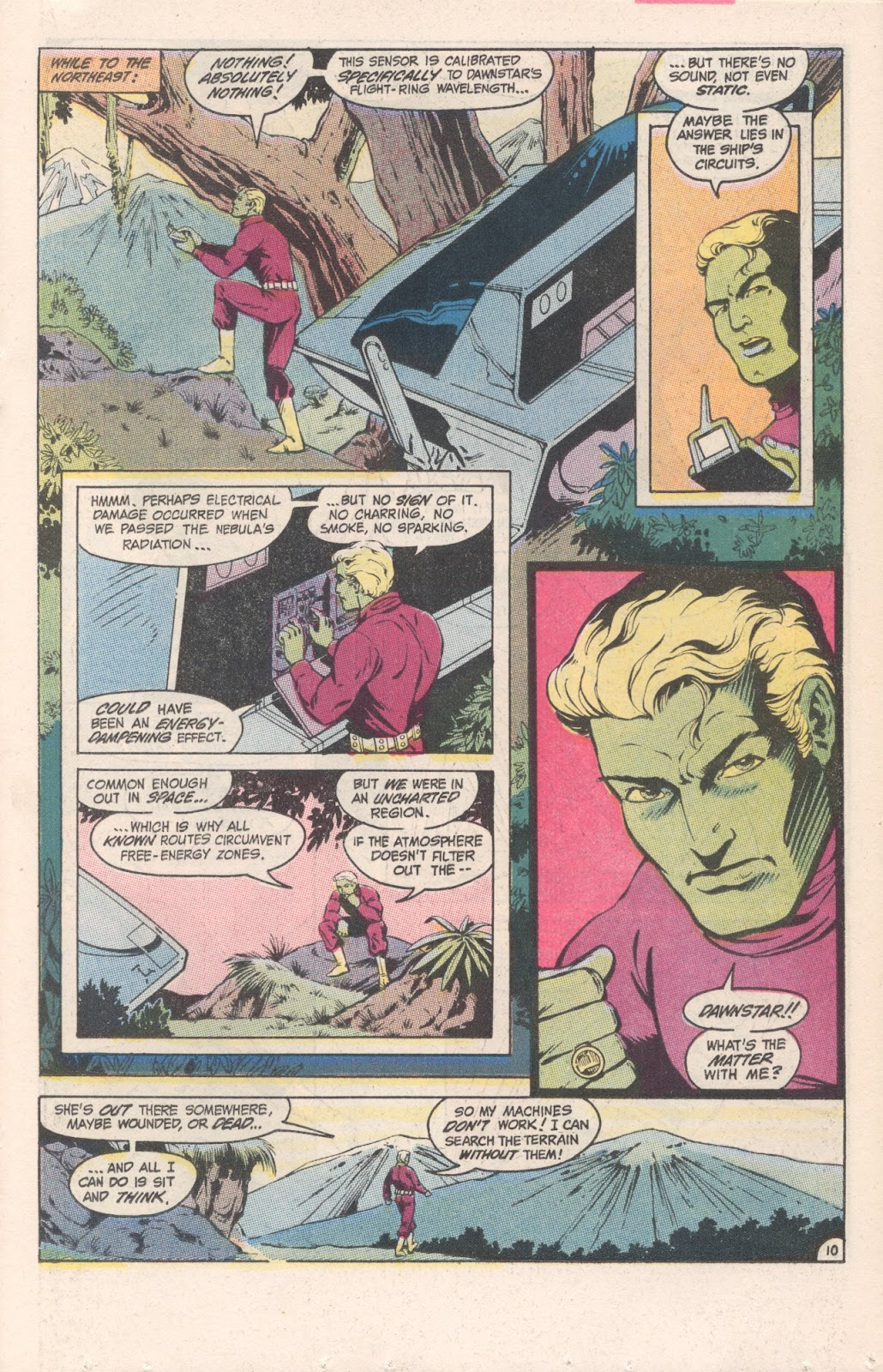 Tales of the Legion Issue #321 #8 - English 12