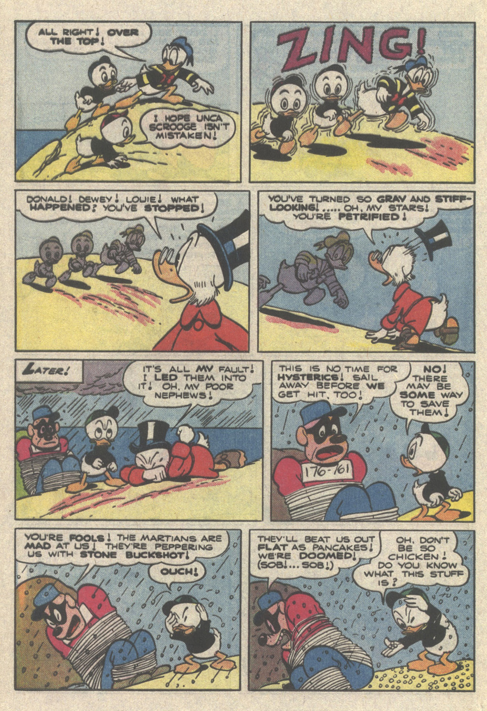 Uncle Scrooge (1953) Issue #222 #222 - English 20