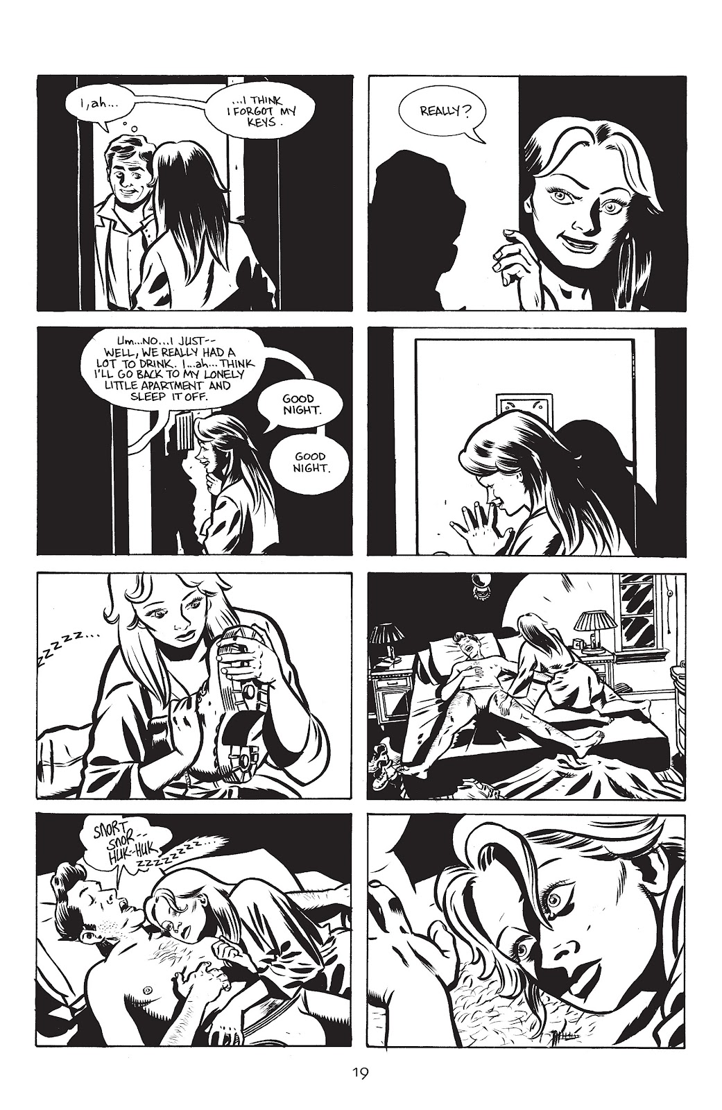 Stray Bullets Issue #17 #17 - English 21