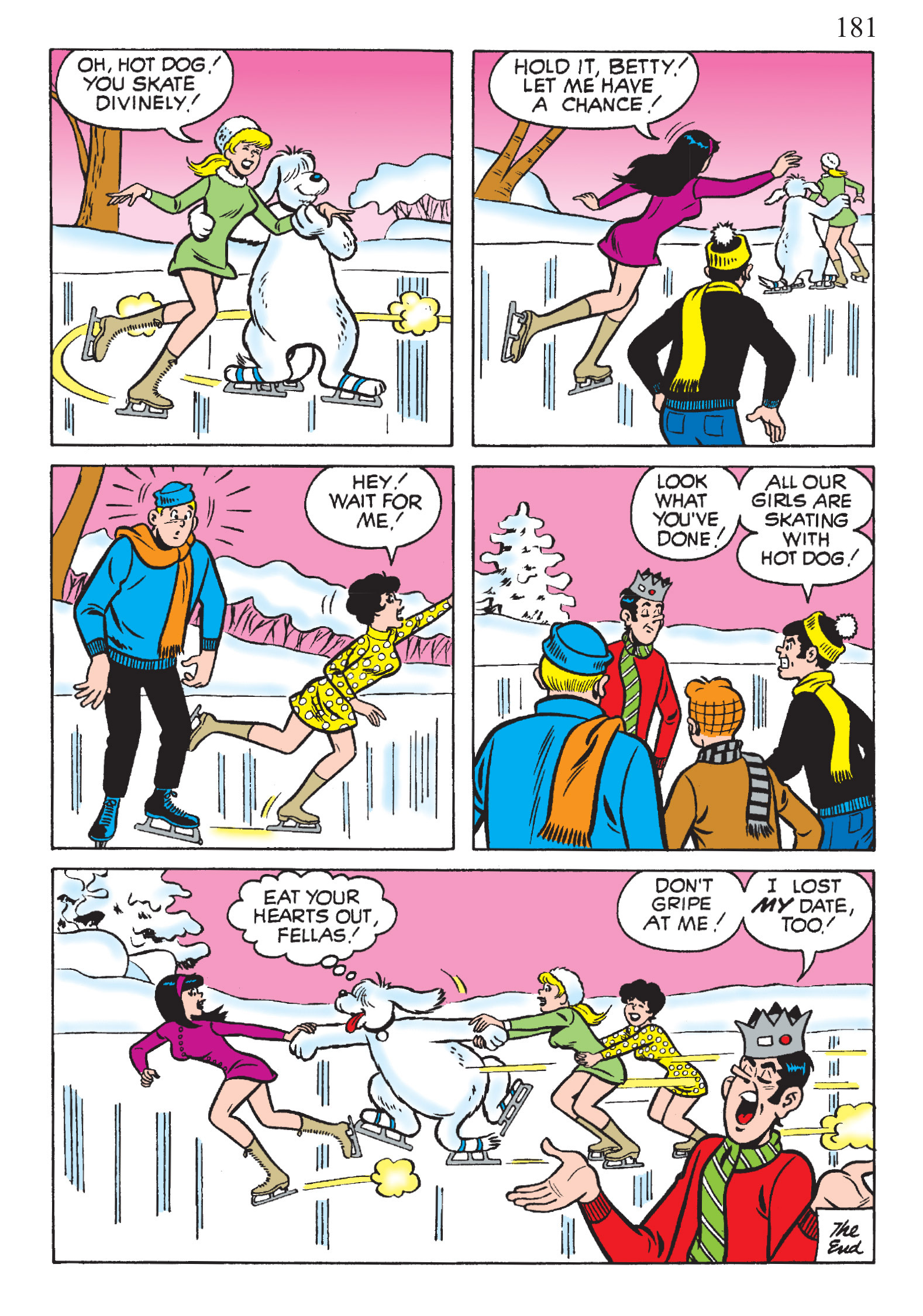 Read online The Best of Archie Comics comic -  Issue # TPB 1 (Part 1) - 177