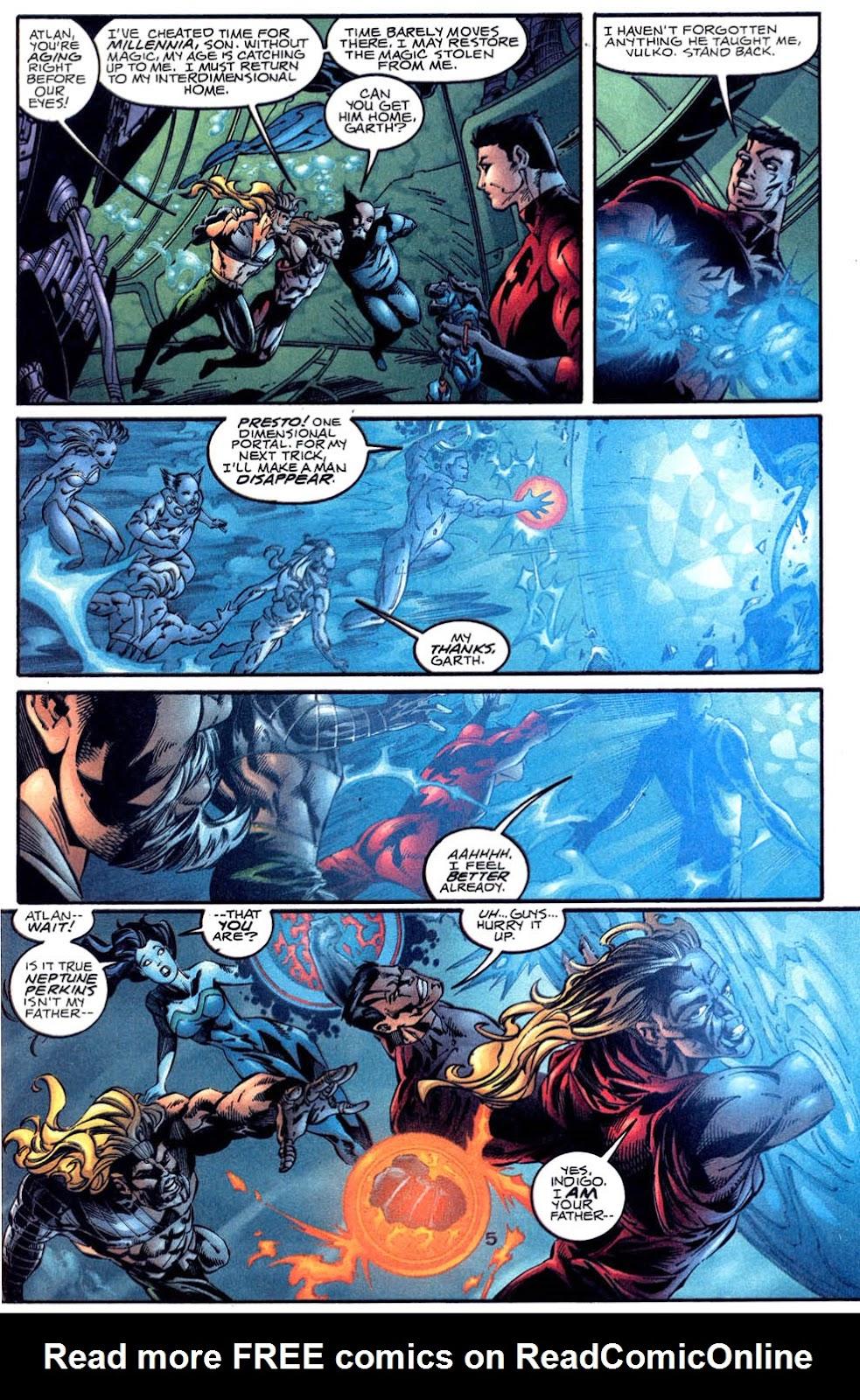 Aquaman (1994) Issue #60 #66 - English 6