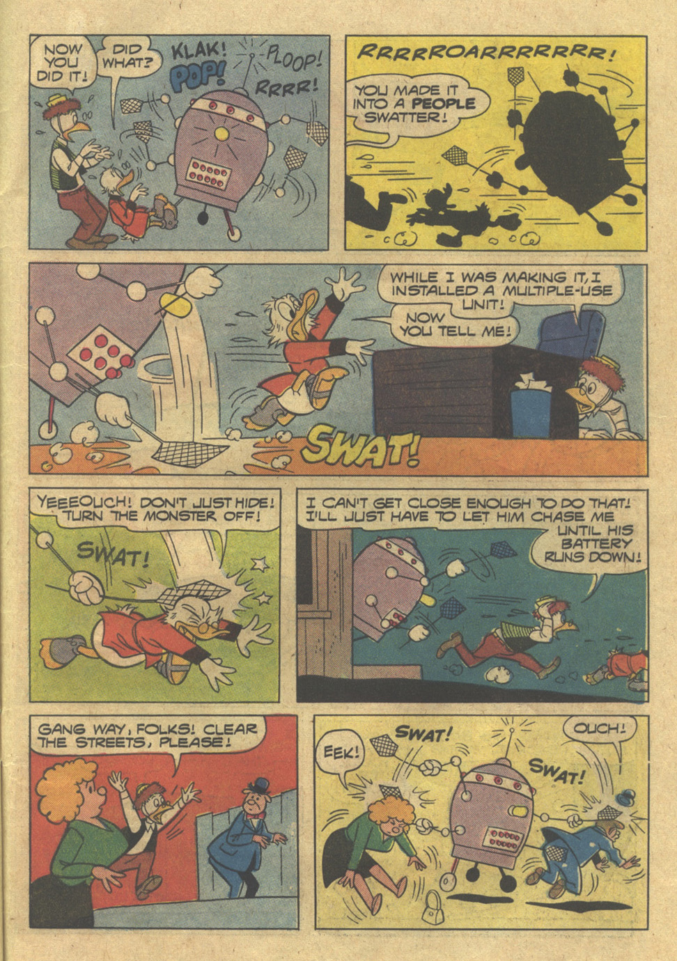 Uncle Scrooge (1953) Issue #98 #98 - English 31