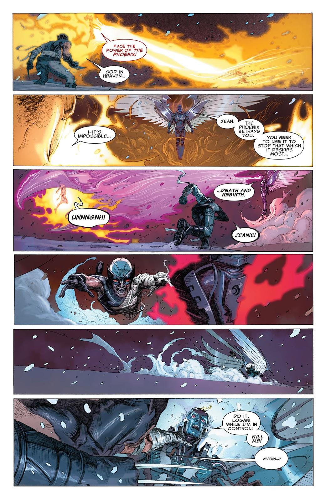 Uncanny X-Force (2010) Issue #17 #18 - English 18