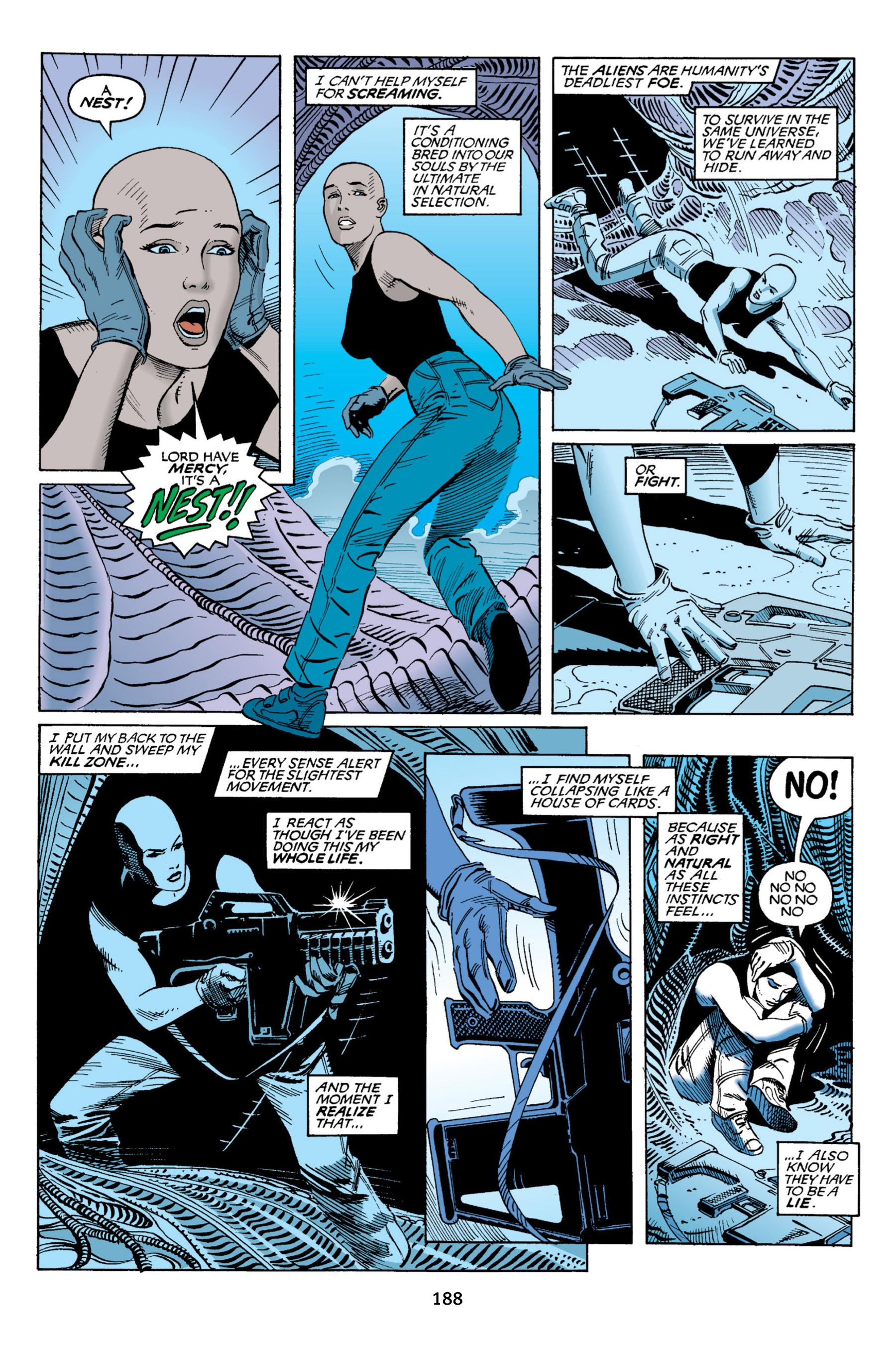 Aliens vs. Predator Omnibus _TPB_2_Part_2 Page 74