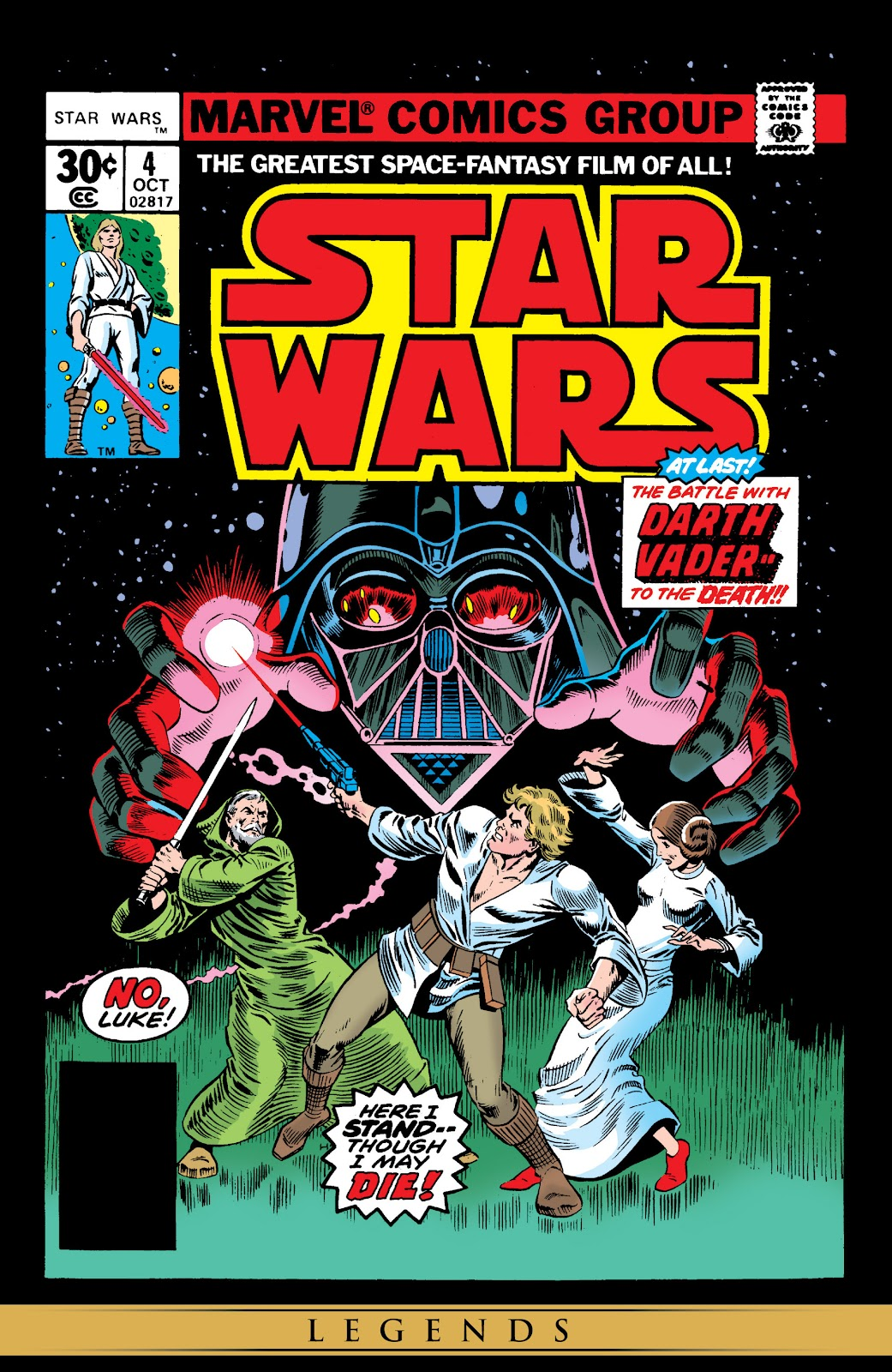 Star Wars (1977) Issue #4 #7 - English 1