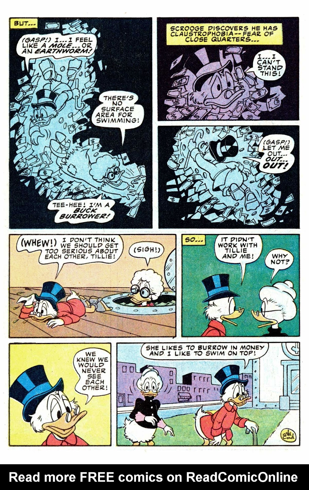 Uncle Scrooge (1953) Issue #202 #202 - English 26
