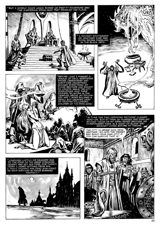 Of Conan  #164 - English 35