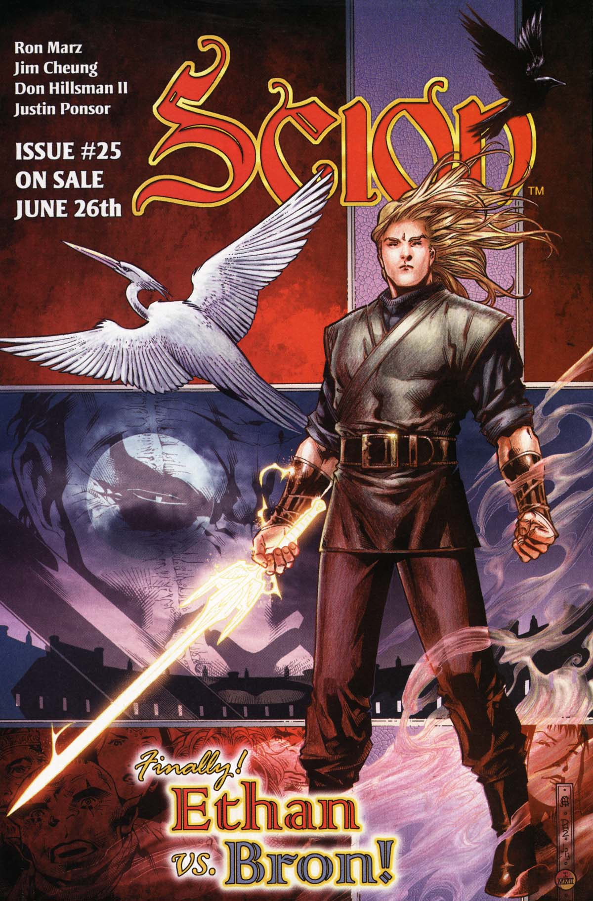 Read online Scion comic -  Issue #24 - 30