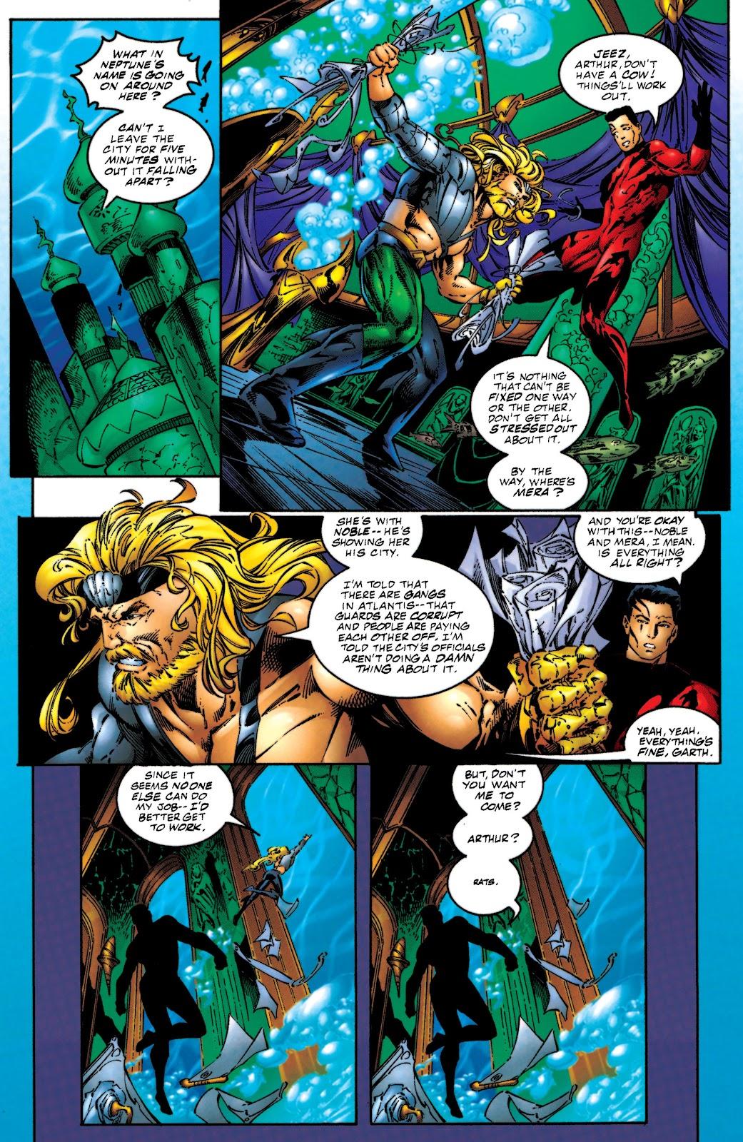 Aquaman (1994) Issue #53 #59 - English 15
