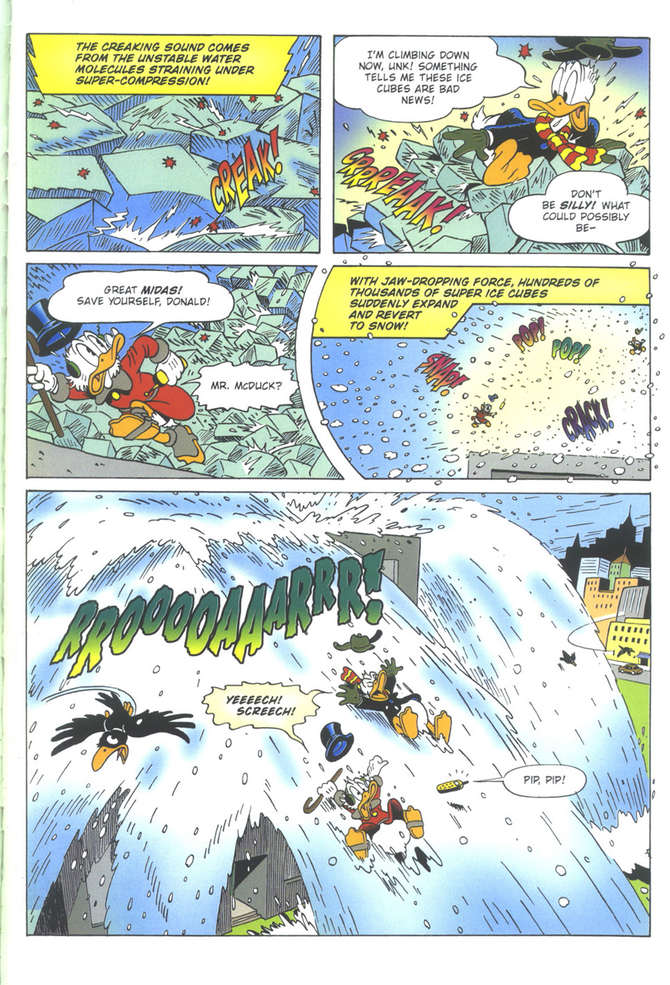 Uncle Scrooge (1953) Issue #351 #351 - English 65