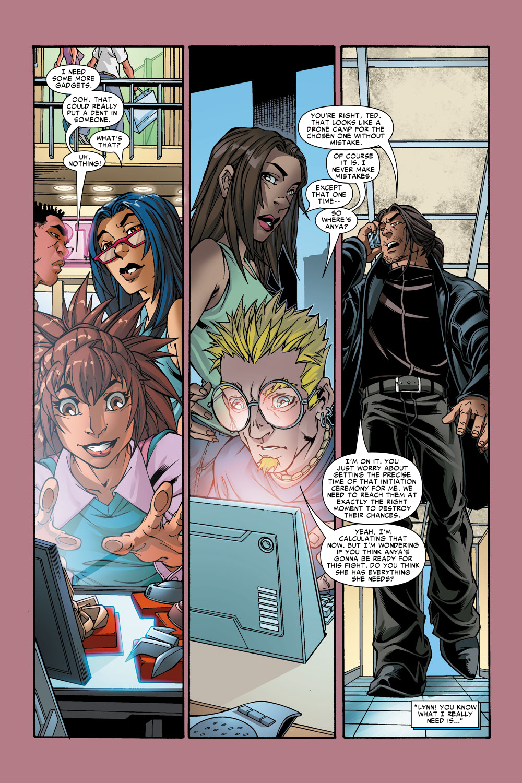 Read online Amazing Fantasy (2004) comic -  Issue #6 - 9