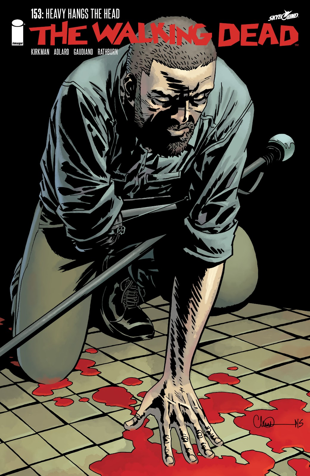 The Walking Dead Issue #153 Page 1
