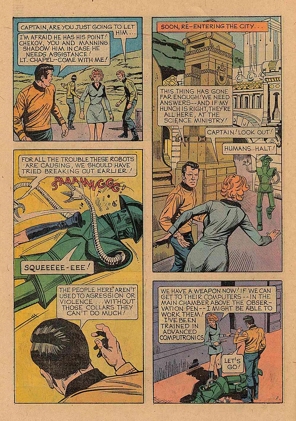 Star Trek (1967) Issue #31 #31 - English 20