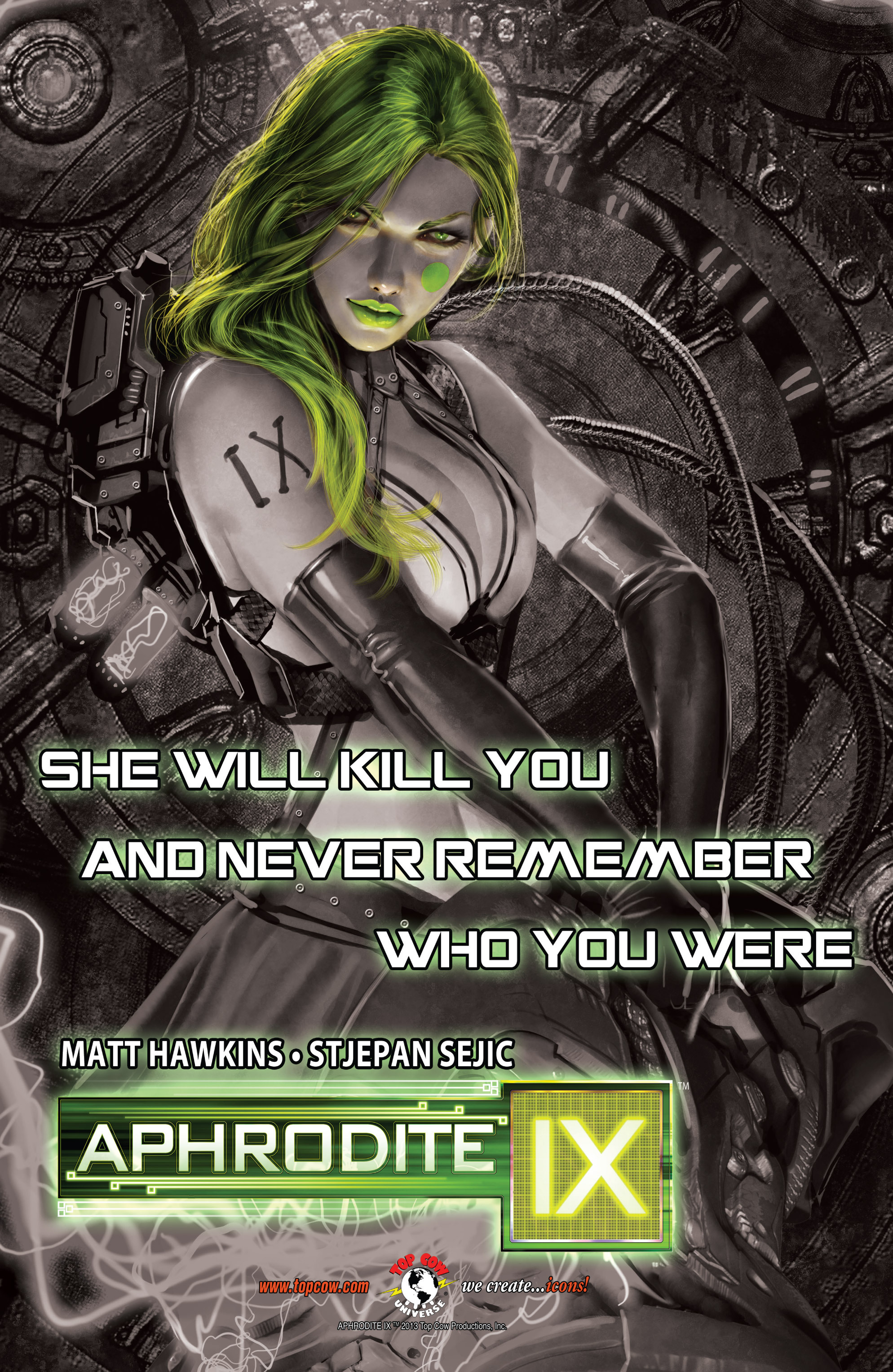 Read online The Darkness (2007) comic -  Issue #113 - 27