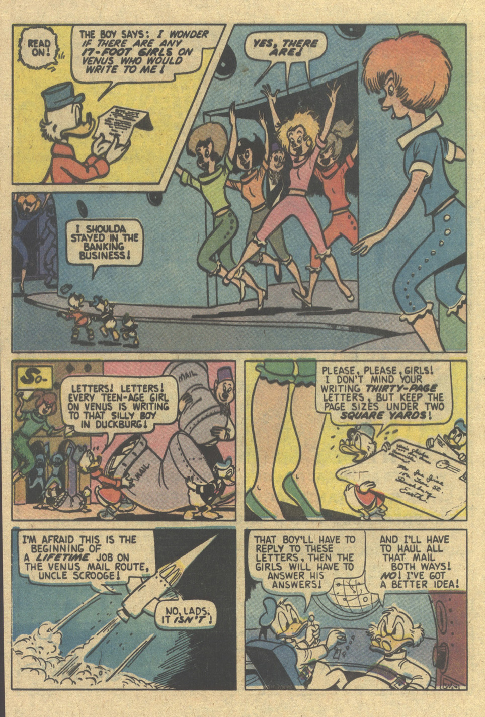 Uncle Scrooge (1953) Issue #154 #154 - English 20