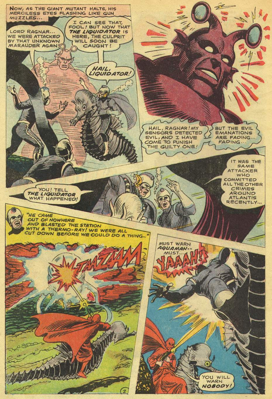 Aquaman (1962) Issue #38 #38 - English 4