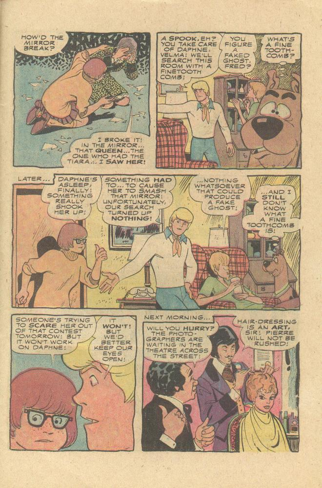 Read online Scooby-Doo... Mystery Comics comic -  Issue #25 - 21