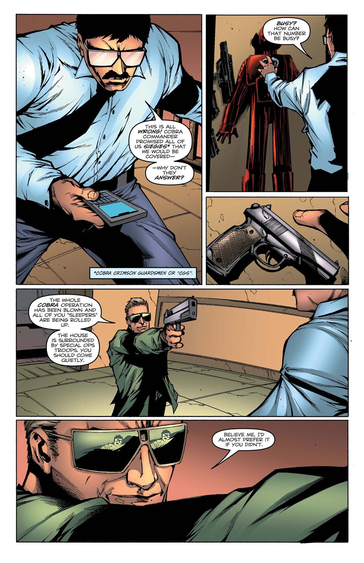 G.I. Joe: A Real American Hero 160 Page 14