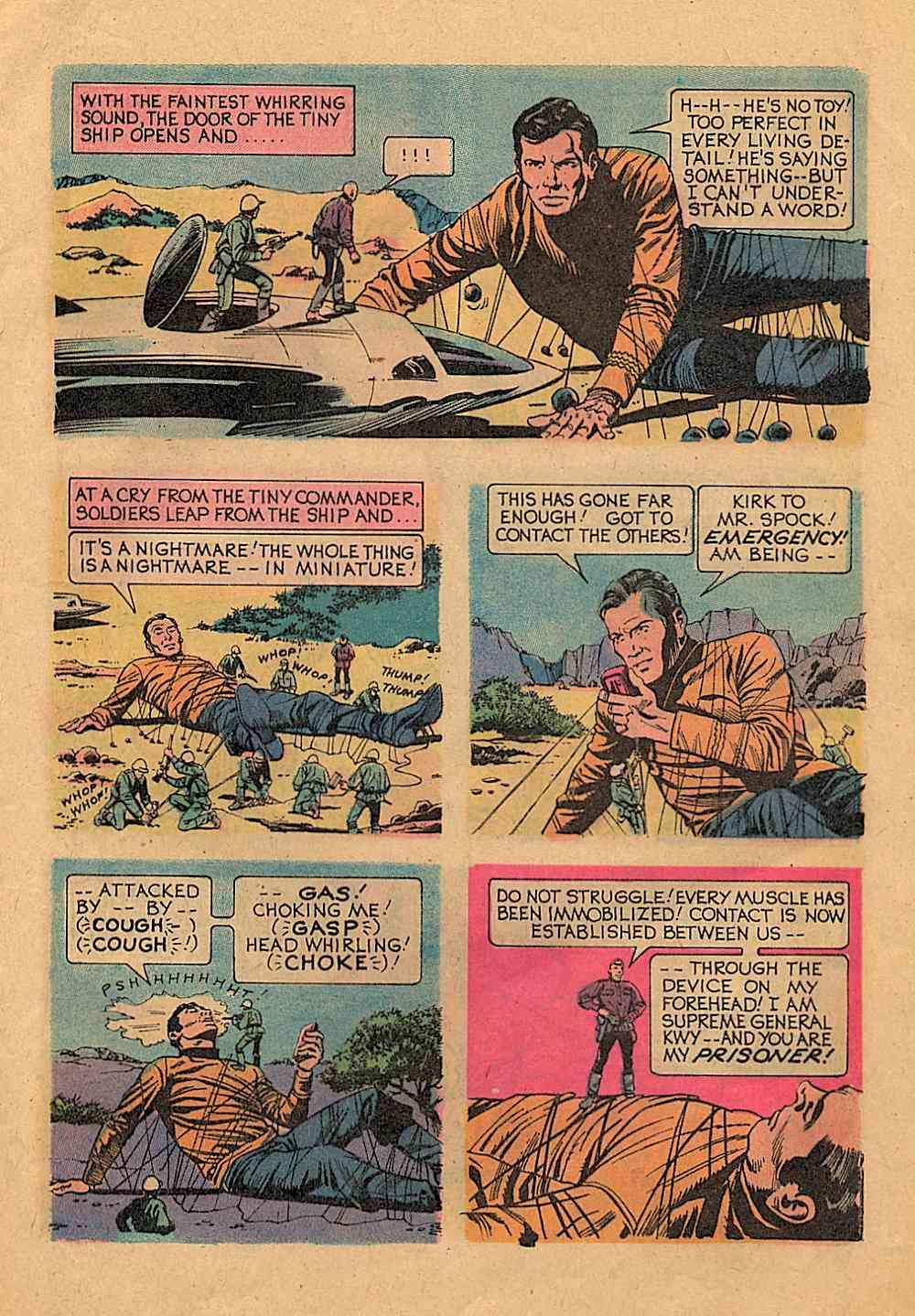 Star Trek (1967) Issue #25 #25 - English 7