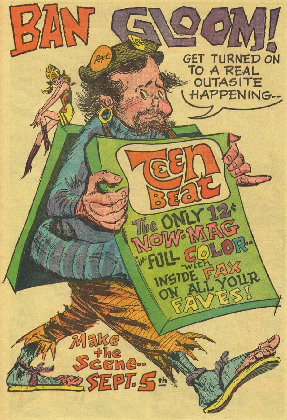 Aquaman (1962) Issue #36 #36 - English 24