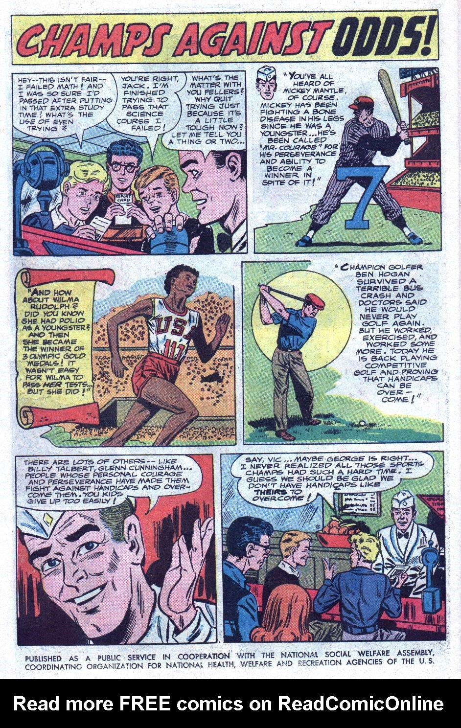 Read online Sea Devils comic -  Issue #33 - 31