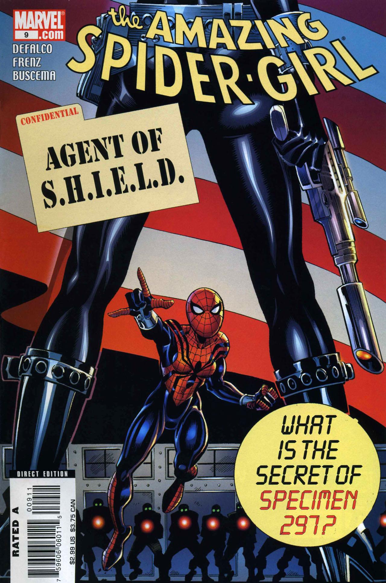 Amazing Spider-Girl #9 #22 - English 1