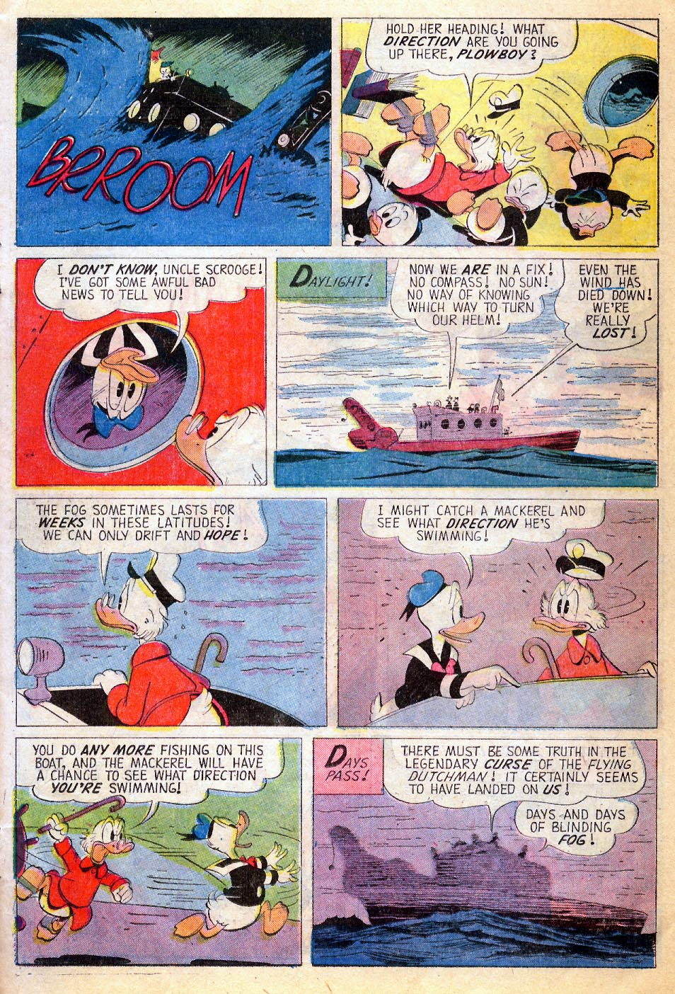 Uncle Scrooge (1953) Issue #87 #87 - English 14