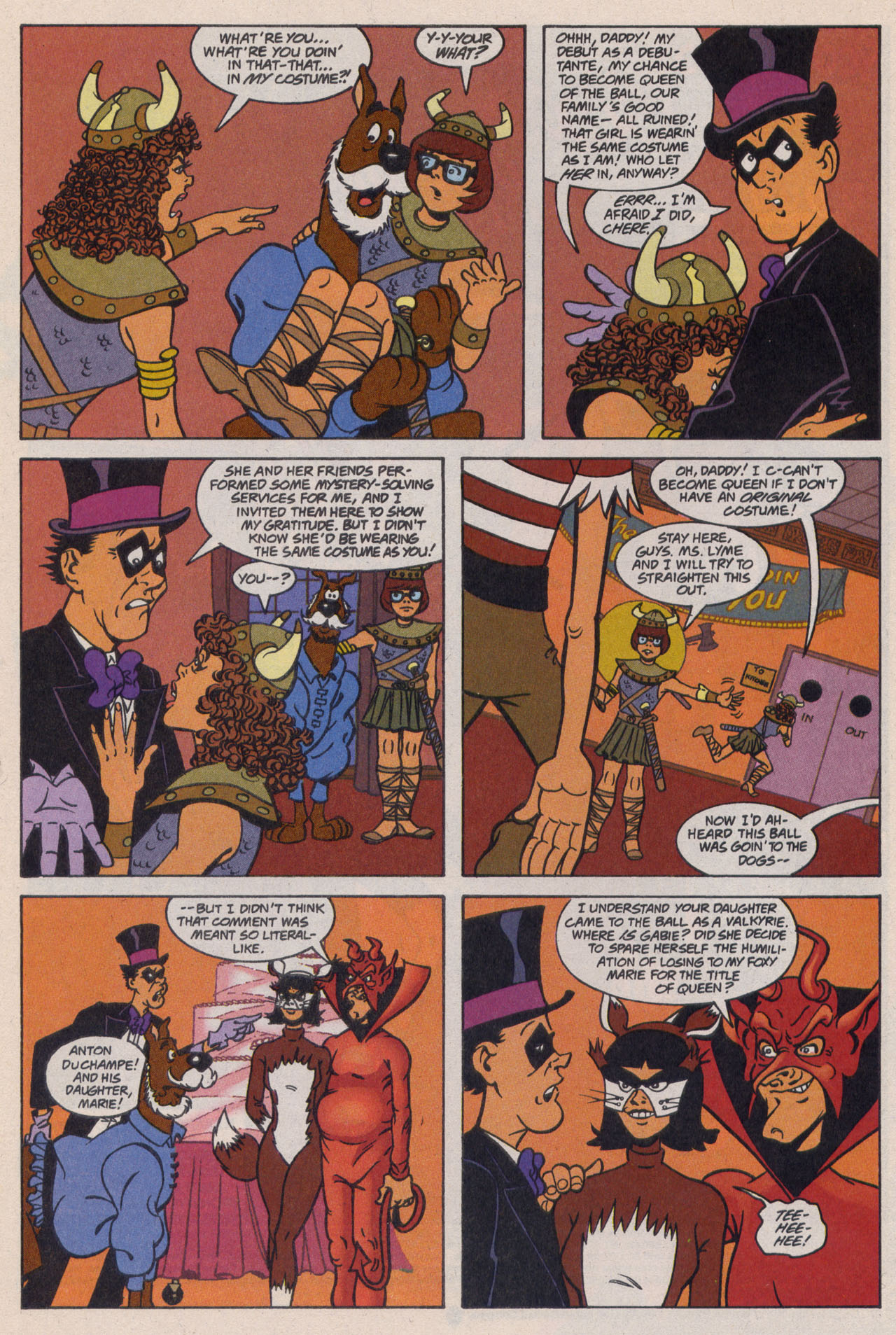 Read online Scooby-Doo (1997) comic -  Issue #9 - 5