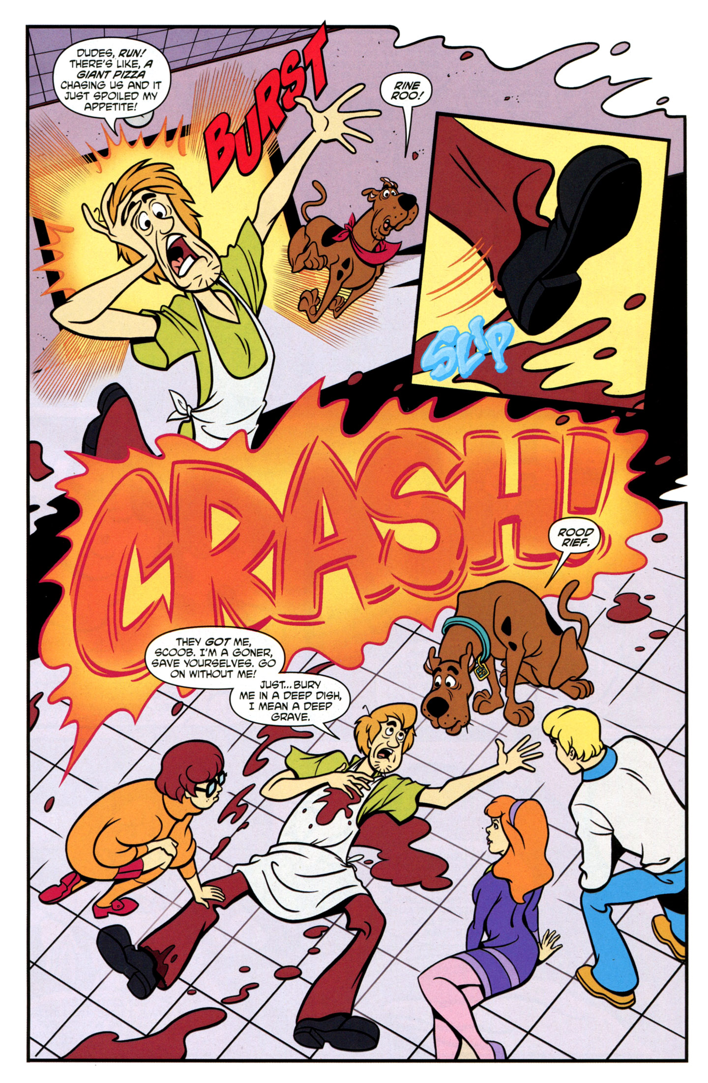 Read online Scooby-Doo: Where Are You? comic -  Issue #20 - 9