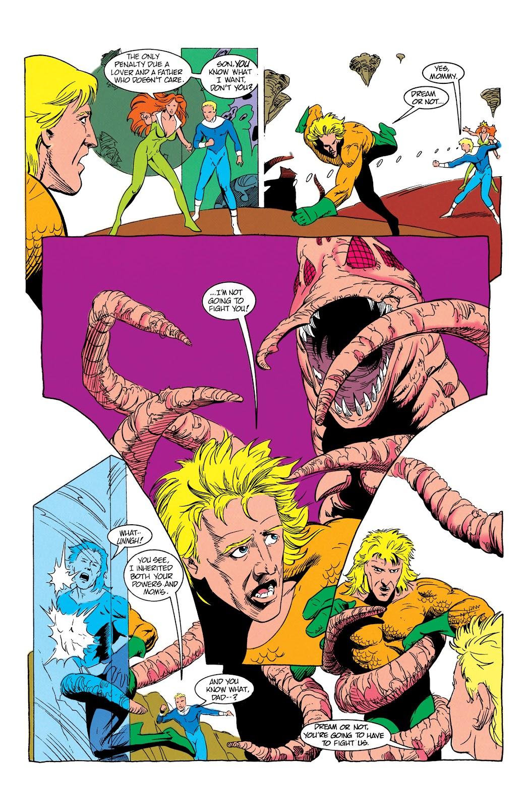Aquaman (1991) Issue #7 #7 - English 17