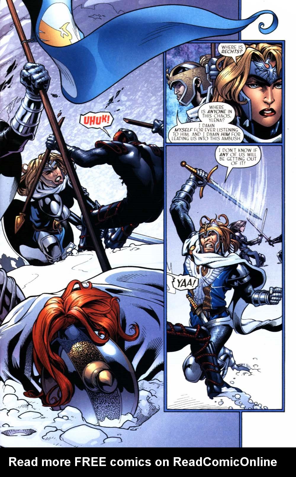Read online Scion comic -  Issue #22 - 15