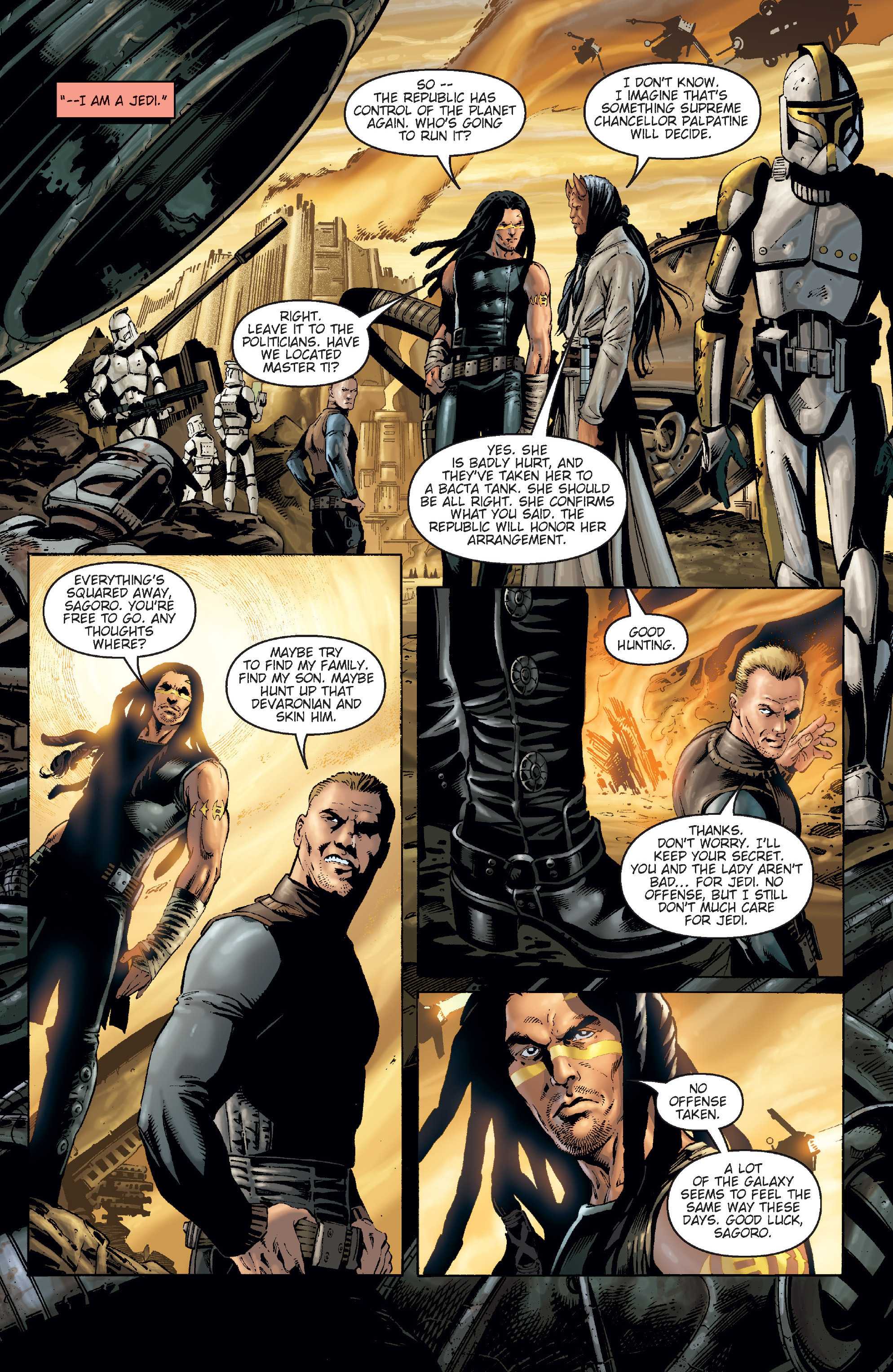 Star Wars Legends Epic Collection: The Clone Wars chap 2 pic 27