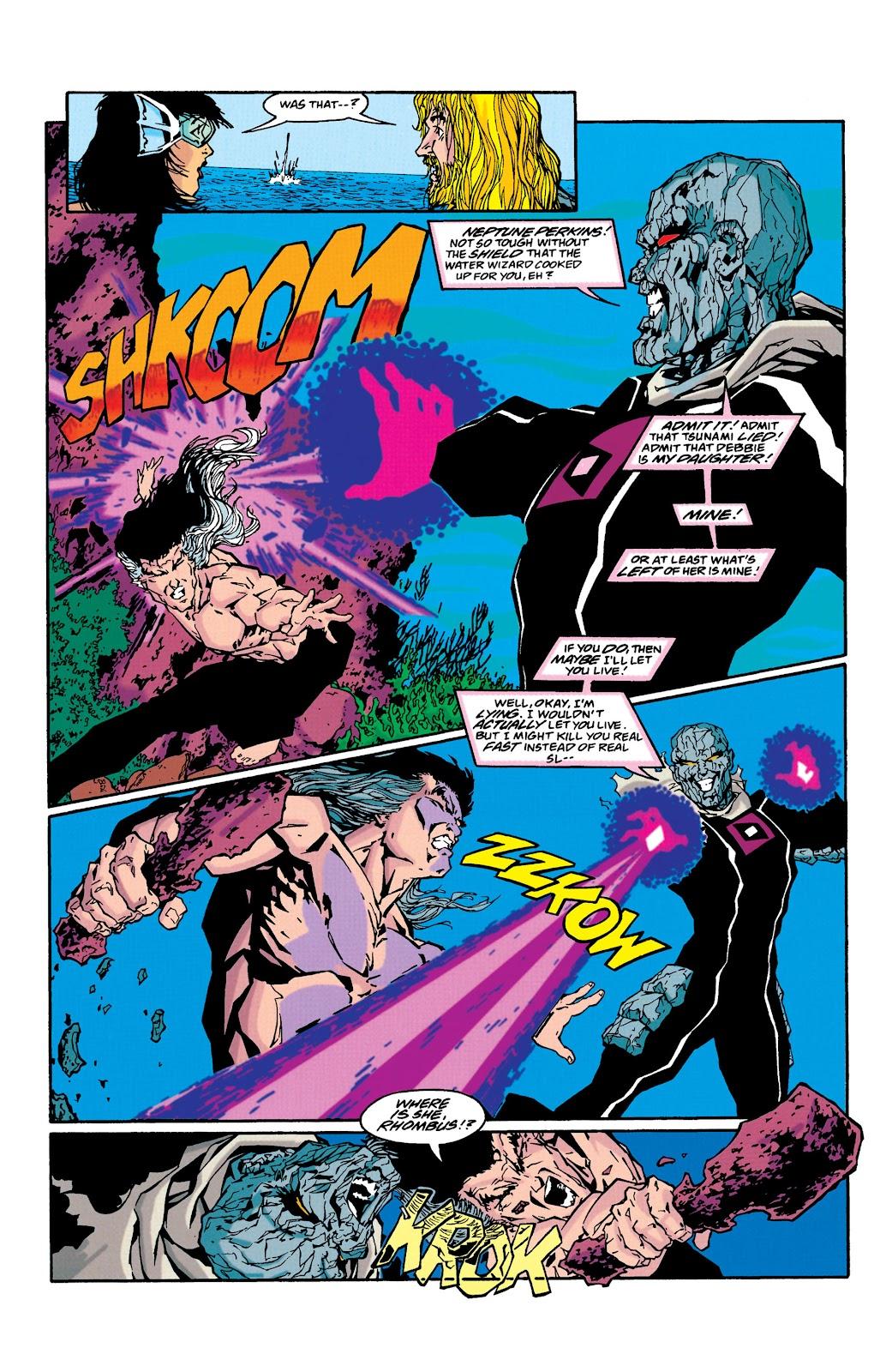 Aquaman (1994) Issue #39 #45 - English 17